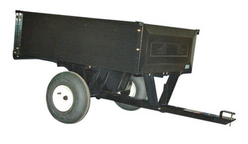 Towable Yard Dump Cart MNSBR